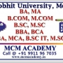 Shobhit University Admission Open Exam in June 2015, Shobhit University Admission for June