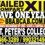 Failed XII? Save One Year...