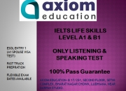 listening nd speaking test centre in ludhiana,pune,gujrat