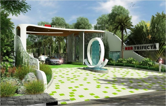 Nbr trifecta, villa plots developed by nbr group now available with limited plots sarjapur