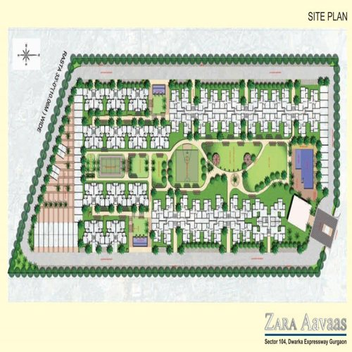 Pictures of Zara aavaas affordable housing sector 104 @ 7838700306/ 7838486386 7
