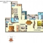 Mahagun Moderne Resale 9811220650 Price Sector 78 Noida, Layout