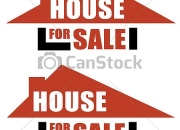 semi furnished house for sale