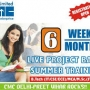 6 weeks summer internship 2015 in noida/delhi. 9555902440