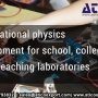 Physics lab equipment supplier