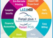 RETAIL PLUS Software ,Hospital Management System,Laboratory Management System