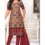 100% cotton salwar@wholesale price brown & Maroon colour