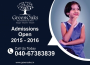 Admissions are open for play and primary schools in 2015 at green oaks