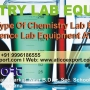 Chemistry Lab Equipment Manufacturer