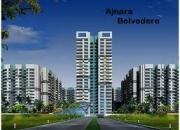Noida 79 sector 4bhk+servant room flats by ajnara belvedere