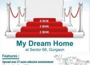 Pareena Micasa 2 BHK Flat in Sector 68 Gurgaon