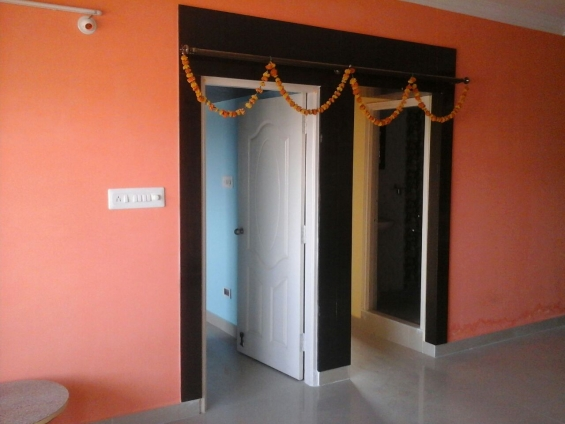 Attractive 3 bhk house for rent-uttarahalli