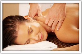 Ayurveda massage for women