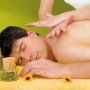 Ayurveda massage fo men