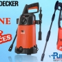 Black & Decker Portable Pressure Washers Online at Best Prices