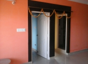 North facing Attractive 3 BHK house for rent-Uttarahalli.