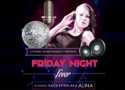 Oysterz Presents DJ Kaos Kitten Live Friday Night Fever at F Bar Club in Mumbai