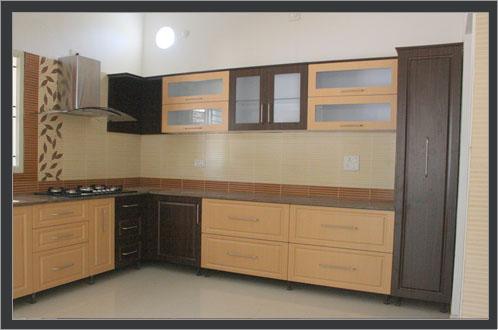 Stylish interior modular kitchen design