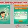 Earn Talktime:-free recharge app