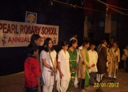 Pearl rosary school, under c b s e, admission going for class x i