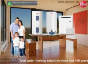Rheem Water Heaters- The power of positive energy