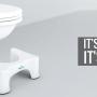 Toilet Stool from ToilyTool