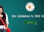 Apeejay Stya University Admissions 2015