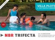 Plots for sale on sarjapur NBR TRIFECTA