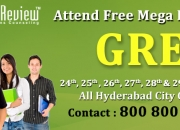 GRE Evevnt in Hyderabad