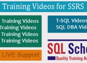 SSRS ONLINE TRAINING @ SQL SCHOOL WITH CASE STUDIES
