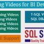Best practical Training on Microsoft Business Intelligence @ SQL School