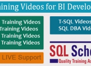 Best practical Training on Microsoft Business Intelligence @ SQL School