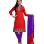 grand chanderi salwar