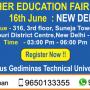 Indo European organizing Education Fair in New Delhi on 16th June '15