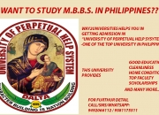 Study mbbs in philippines 2015