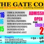 Summer Crash course for Gate 2016