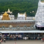 Tirupati tour package at Rs. 10599/- per person for 3 Nights / 4 Days