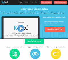 Customer referral saas program for your ecommerce store