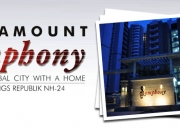 Have a Flat in Ghaziabad with Paramount Symphony