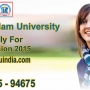 K.R. Mangalam University Admission Open 2015-2016