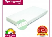Latex Foam Mattress for Pleasant Sleep – Springwel