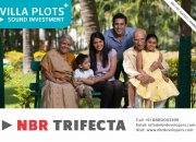 NBR Trifecta, 80 acres gated community villa plots