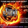 Audition for talent hunt
