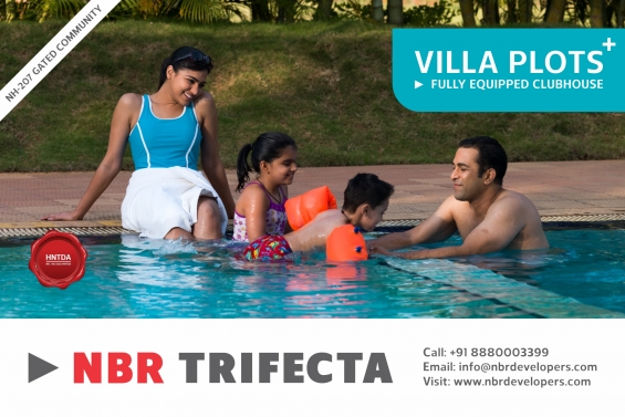 Pictures of Br trifecta is a well-built residential project developed by nbr group. located  2
