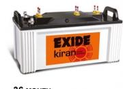 Buy Exide Battery Online