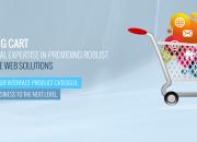E-commerce online shopping business website