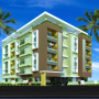2Bhk Brand New Apartment for sale at Kuntikana Near A.J Hospital Mangalore
