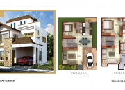 Premium BMRDA Approved plots and villas on Kanakpura main road.01201