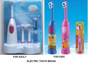 Electric toothbrush for adults & kids