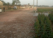 land for sale at Khariberia on D.H.Road.Near Joka